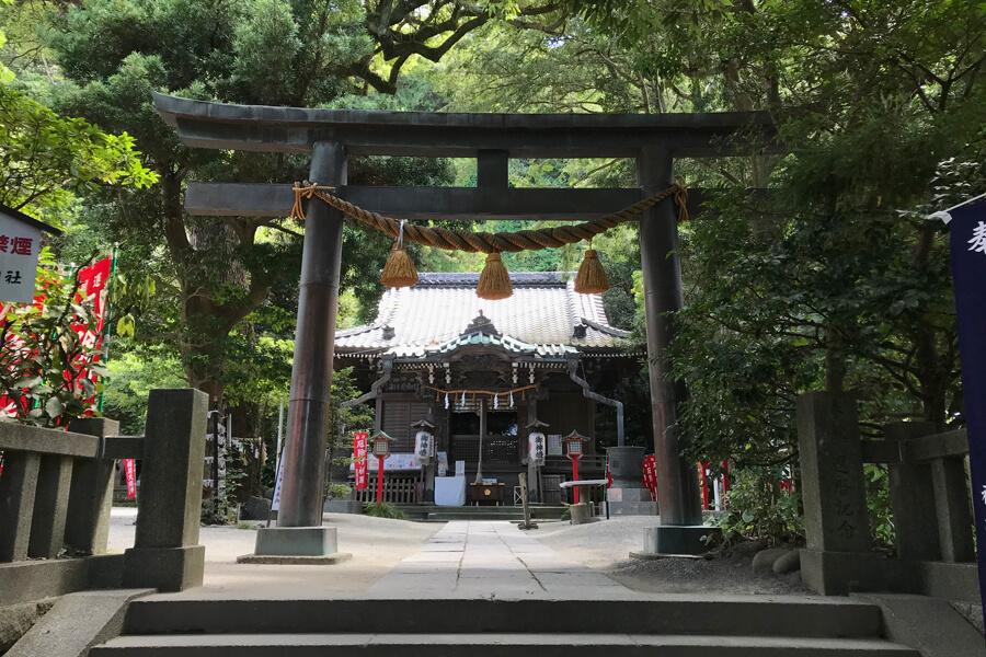 八雲神社(大町)