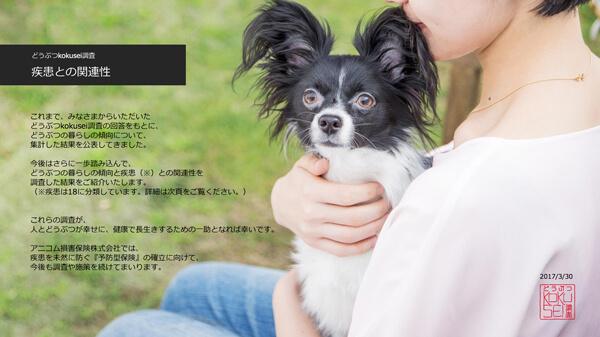 アニコム損保 - どうぶつkokusei調査