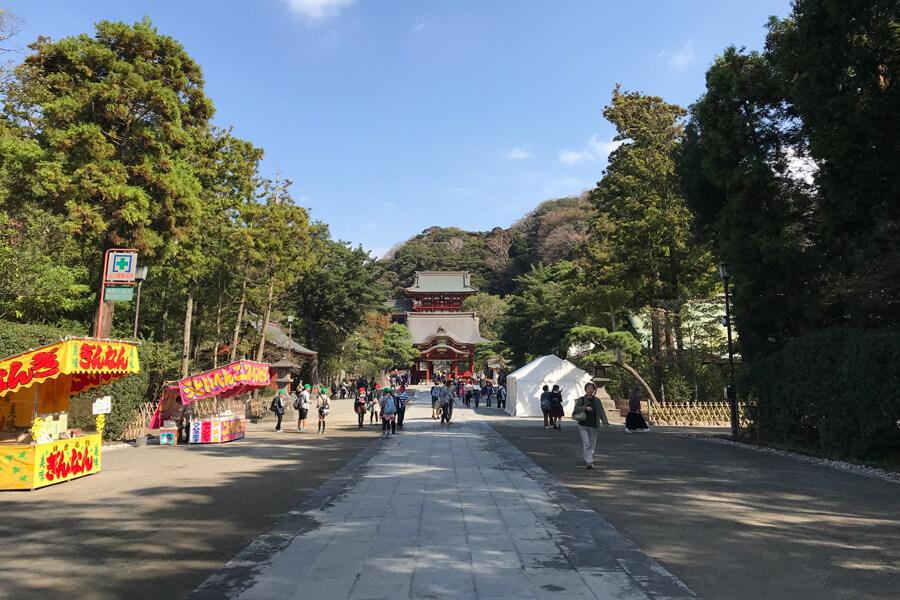 鎌倉・鶴岡八幡宮